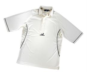 Woodworm Premier 3/4 Sleeve Cricket Shirt