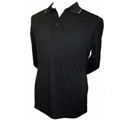 Confidence Long Sleeve Polo Golf Shirt