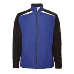 Callaway Green Grass Waterproof Jacket - Blue/Blk