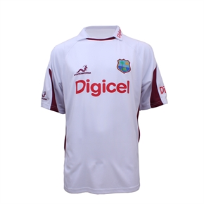 West Indies 2011/2012 Replica Test Training Shirt