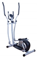 Confidence 'Space Saver' Elliptical Cross Trainer