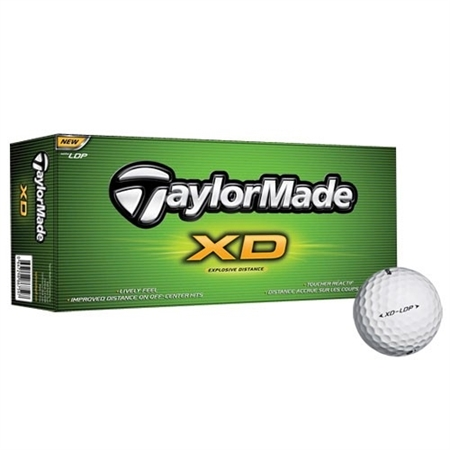 TaylorMade XD Golf balls 12 Pack