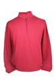 Ashworth Mens Half Zip Sweater With Pockets