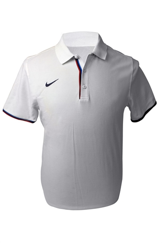 Nike dri fit slim fit golf polo shirt the sports hq for Slim fit golf shirts