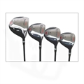 Chicago Golf Titanium Woods for Left Handers