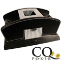 CQ Leather Effect Automatic Card Shuffler