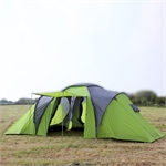 North Gear Deluxe Waterproof 8 Man Tent