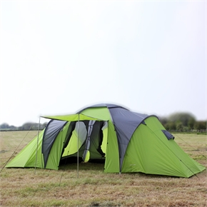 North Gear Trekker Waterproof 8 Man Tent