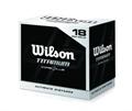 18 Wilson Titanium Golf Balls